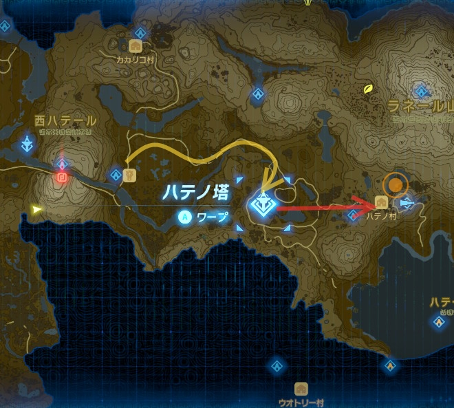 ゼルダBotW メインチャレンジ攻略4